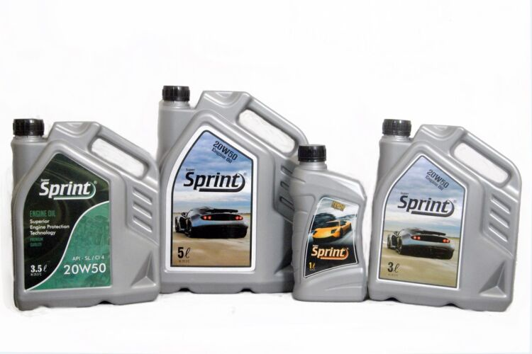 ENGINE OIL – 20W50